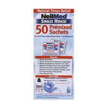 NeilMed Sinus Rinse Refill Pack (50 Sachets) Isotonic