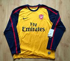 + Original NIKE-Trikot + Arsenal London + Gr M + NEU + England + EM + Özil/Poldi