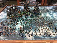 Warhammer 40K Dark Eldar Army!