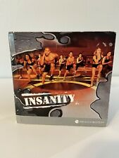 INSANITY Beachbody Total Body Workout 10-Disc DVD Set
