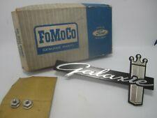 64 Ford Galaxie Grille Emblem 1964 NOS C4AZ-8213-A