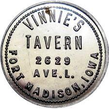 Fort Madison Iowa Good For Token Vinnie's Tavern