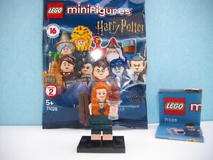 Lego mini figurine série - Harry Potter 2 - personnage n°9