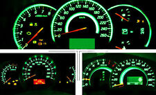 5x T10 8-SMD Green LED Interior, Instrument, License Light W5W 194 168 2825 158