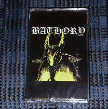 Black Metal BATHORY Yellow Goat Album Brand New & Sealed Cassette Tape MC Rare