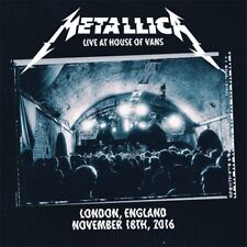 Metallica Live at House of Vans, November 2016, Vinyl 3LP (New)