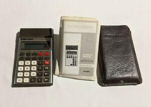 Vintage Radio Shack Calculator EC-4005 65-659 (Box R)