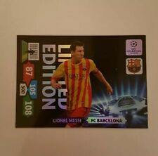Panini Adrenalyn XL Champions League 2012/13- Lionel Messi - Limited Edition