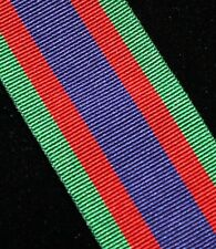 WW2 Canadian Volunteer Service Medal, Full Ribbon 32mm, 12 inchs