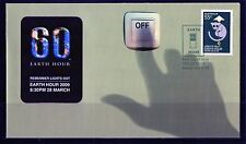 2009 Australia Earth Hour Fridge Magnet Prestige Cover, Mint Condition