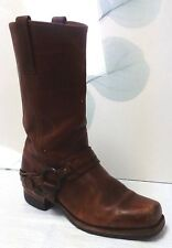 Vintage Frye Harness Classic Motorcycle Boots Men Size 9M