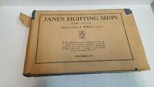 1942 Janes Fight Ships World War Ii Battleships