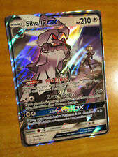 NM Pokemon SILVALLY GX Card COSMIC ECLIPSE Set 184/236 SM Sun Moon Ultra Rare