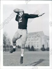 1942 Boston College Eagles Football Quarterback Eddie Doherty Press Photo