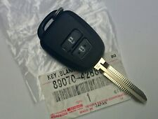 TOYOTA 2 BUTTON REMOTE KEY 434 RAV4 (12-15)89070-42880