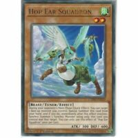 Hop Ear Squadron 1st Edition Rare YuGiOh CHIM-EN029