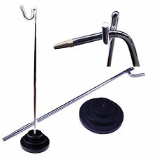 Soldering Torch Holder Stand Long Screw with Base Jewelry Electronics Welding