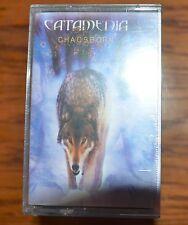 CATAMENIA - ChaosBorn - Music Cassette / MC / Tape