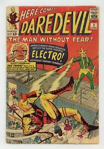 Daredevil #2 PR 0.5 1964