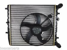 VOLKSWAGEN POLO 9N 2001-2009 BRAND NEW RADIATOR WITH FAN 691308-4
