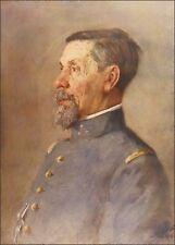 1ère GUERRE MONDIALE: Le GÉNÉRAL ROQUES - Planche couleur 1916