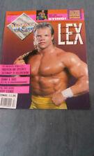 WCW WWE Magazine December 1991 Scott Steiner Lex Luger Arn Anderson