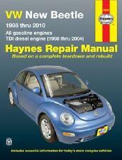 Repair Manual Haynes 96009 fits 98-10 VW Beetle