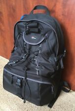 LOWEPRO COMPU ROVER AW PRO HYDRATION CAMERA BACKPACK...MINT CONDITION