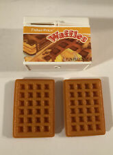New ListingVintage Fisher Price Fun With Food Kitchen Waffles & Box