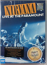 NIRVANA The Complete Halloween 1991 Concert Live At The Paramount MALAYSIA DVD