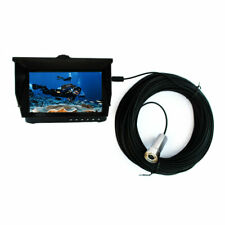 7inch recordable DVR monitor deep underwater Well pipe Video inspection Camera