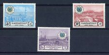 s3935) SAUDI ARABIA 1973 MNH** National jamboree 3v - Scout
