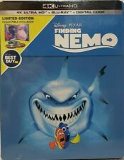 Finding Nemo - Best Buy Steelbook - 4K Ultra Hd +Blu-ray+ Digital - New