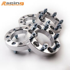 30MM 6 STUD WHEEL SPACERS 6X139.7 PCD FOR LANDCRUISER PATROL PAJERO HILUX PRADO