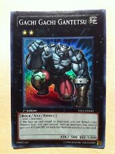 Gachi Gachi Gantetsu YS11-EN042 super rare 1st Edition