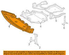 Splash Shield-FR Under Radiator/Engine Cover 2045201523