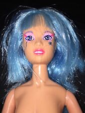 Jem and the Holograms 1985 Hasbro Doll Blue Hair
