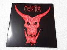 """MARTIRE 7"""" Merciless Records Bestial Warlust Abominator Vomitor Australia death"""