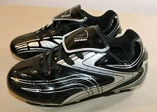 Youth Vizari Striker Fg Black/Silver Soccer Cleats Size 12 Youth #93290 Shoes