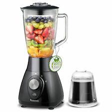 800 Watt Frullatore 1,5 L 2 in1 con macina caffè (1,1 PS) Smoothie Maker Blender