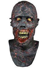 UFFICIALE The Walking Dead-carbonizzati Walker Maschera Maschera Da Collezione P10749