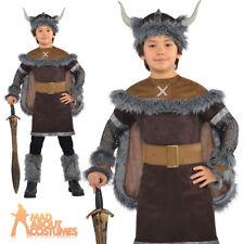 Amscan International Children Viking Warrior Costume