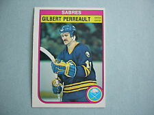 1982/83 O-PEE-CHEE NHL HOCKEY CARD #30 GILBERT PERRREAULT NM SHARP!! 82/83 OPC