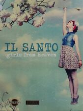 CD : IL SANTO : GIRLS FROM HEAVEN (2013 / New Age, Ambient, Future Jazz, Lounge)
