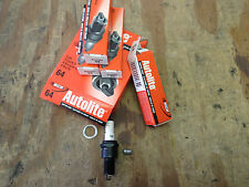 AUTOLITE COPPER SPARK PLUG 64  in ORIGINAL BOX (1 set of 4 PLUGS)