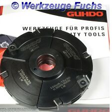 GUHDO HM WPL Verstellnuter 150x8-30x30 bis 45mm Nuttiefe!  Fräskopf HW Nutfräser
