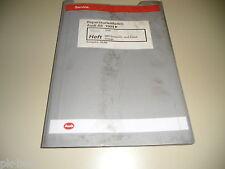Manuale D'Officina Audi A8 D2 Mpi Sistema di Iniezione Accensione Poi 1994