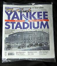 Yankee Stadium Sports Weekly USA Today Keepsake Edition