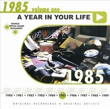 A Year in Your Life: 1985, Vol. 1 by Various Artists (CD, 2001, Definitive