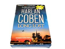 Myron Bolitar: Long Lost 9 by Harlan Coben (2010, CD, Abridged) AUDIOBOOK